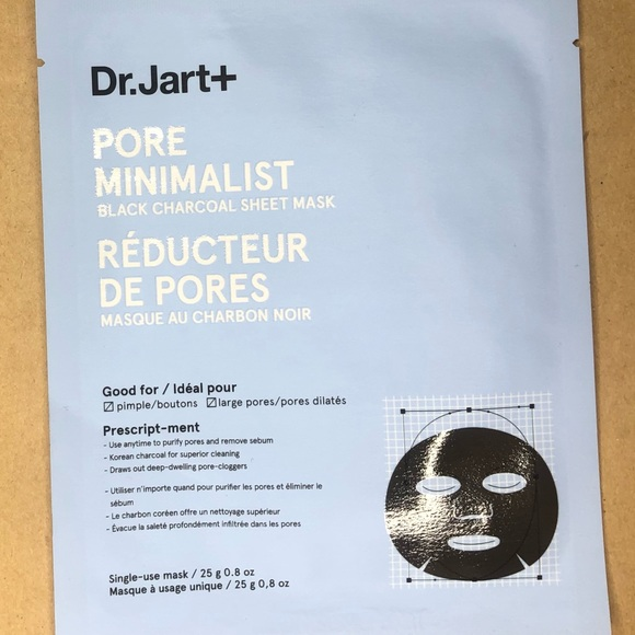 Dr Jart Pore Minimalist Sheet Mask